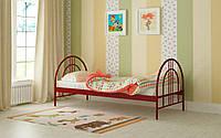 Кровать Алиса Люкс 80х200 см. Мадера