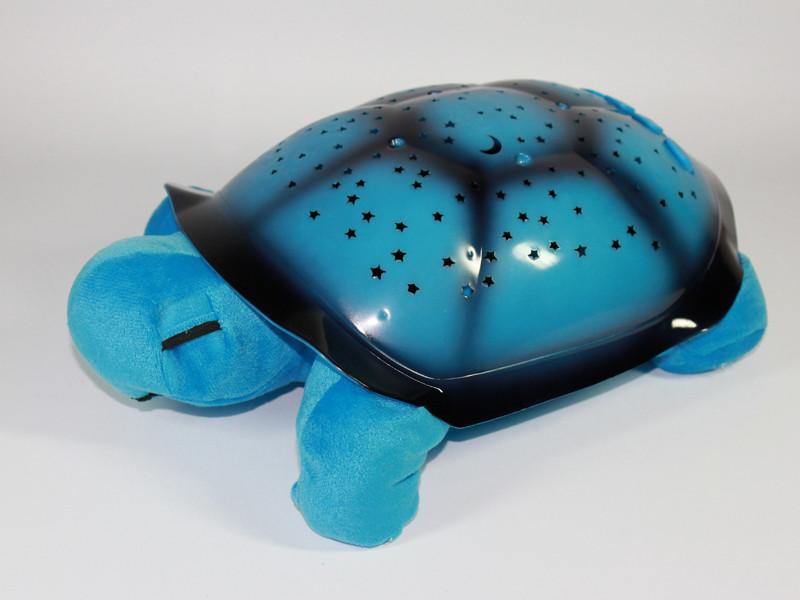 Ночник Черепаха Звездное Небо Музыкальная, фото 1