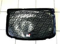 Коврик багажника для Audi A1 Hb 2010-15 г., резиновый (Л.Локер)