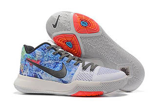 Кроссовки Nike Kyrie Irving 3 All-Star White/Multicolor