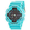 Часы Casio Baby G GA-110 Turquoise-Black