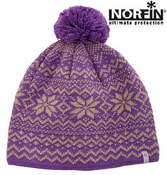 Шапка NORFIN Women Finland Violet (305758) M