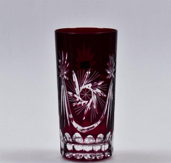 Набор стаканов хрустальных (6 шт / 350 мл) Julia ST5335