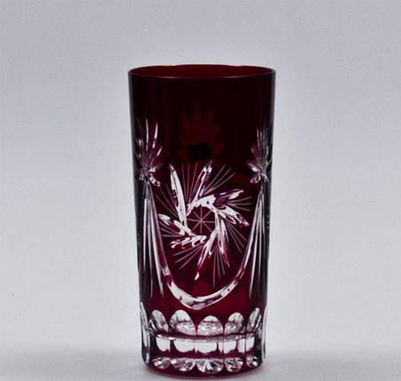 Набор стаканов хрустальных (6 шт / 350 мл) Julia ST5335, фото 2