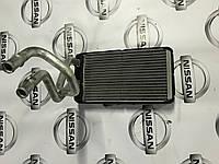 Радиатор оттопителя (печки) nissan navara d40