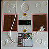 Автоматический инкубатор Рябушка Смарт турбо 48 яиц цифровой, фото 4