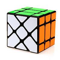 Кубик Фишера MoYu YJ  (чёрный)