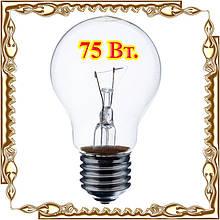"Лампочка накала ""Искра"" 75 Вт. 100 или 154 шт./ящ."
