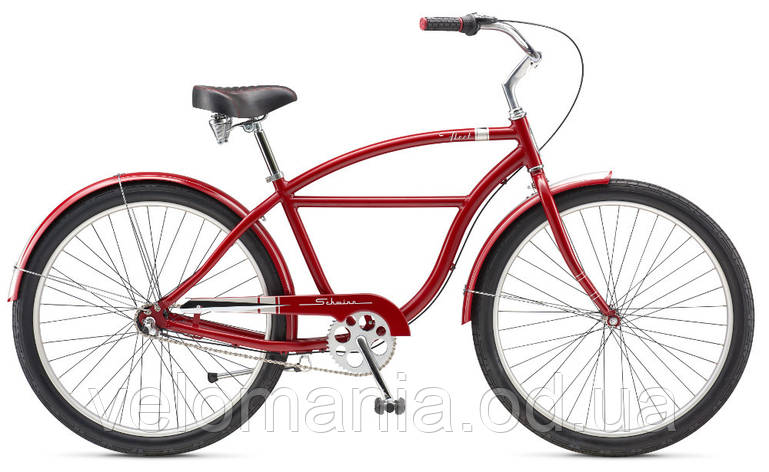 "Велосипед 27,5"" Schwinn Fleet red 2017, фото 2"