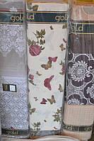 """Ткань для домашнего текстиля  """"Роза с бабочкой"""""""