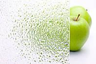 Стекло листовое  узорчатое бесцветное Диамант 1300х750х4мм