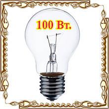 "Лампочка накала ""Искра"" 100 Вт. 100 или 154 шт./ящ."