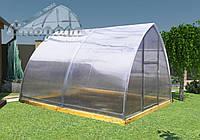 Теплица Стодола 3х4х2,3м с поликарбонатом 8мм, фото 1