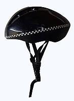 Велосипедный шлем, черный. Police Великобритании, оригинал.