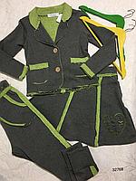 Детский костюм тройка для девочки