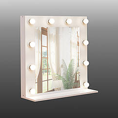 Зеркало для макияжа Hollywood Small Art-com Белое