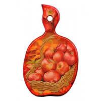 """Доска """"Красные яблоки"""""""