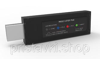 Бездротовий адаптер для PS4 \ PS3 \ PC Magic-S