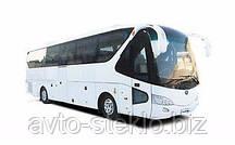 Лобовое стекло автобуса YUTONG (ЮТОНГ) 6129