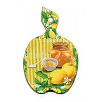 """Доска """"Лимон с медом"""""""