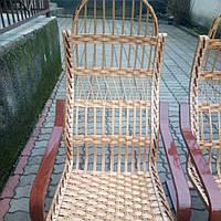 """Кресло """"лягушка"""" коричневая"""