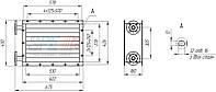 Воздухонагреватель ВНВ (ПНВ) 113-401-01УХЛЗ (Аналог 4-5), фото 1