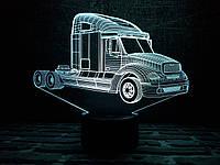 """3D Ночник """" Автомобиль 9"""" 3DTOYSLAMP"""