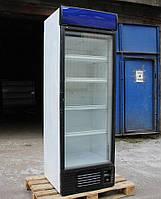 """Холодильная шкаф витрина """"INTER 400Р-Ш042СР"""" бу, фото 1"""