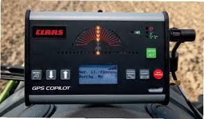 Навигатор CLAAS GPS COPILOT