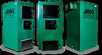 Отопительный котел на твердом топливе  KVT LIDER на 25 кВт длительного горения
