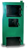 Водогрейный котел длительного горения  KVT LIDER на 25 кВт на щепе