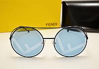 Женские солнцезащитные очки Fendi RAN AWAY FF00285/S (Синий цвет) , фото 1