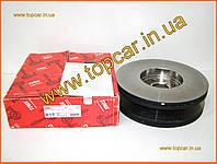 Тормозной диск передний 300мм Renault Scenic II TRW Германия  DF4371