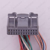 Разъем электрический 20-и контактный (29-10) б/у 1379668