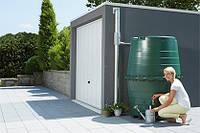 Ёмкость декоративная Graf 1300 литров для сбора дождевой воды, фото 1