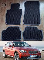 Коврики на BMW X1 E84 '09-15. Автоковрики EVA