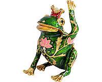 Шкатулка ювелирная Царевна лягушка №2441