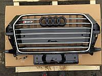 Решетка радиатора Audi Q3 2015 SQ3