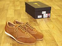 Мужские демисезонные замшевые кроссовки