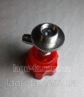 Кран - прокол для баллонов с фреоном r134a, фото 2