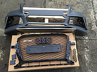 Бампер Audi Q5 стиль RSQ5