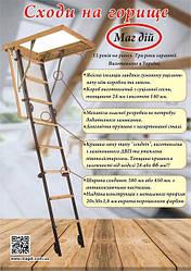 Какие бывают чердачные лестницы