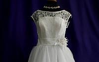"""Свадебное платье """"Дыхание"""""""