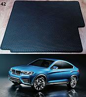 Коврик багажника BMW X4 F26 '14-18. Автоковрики EVA, фото 1