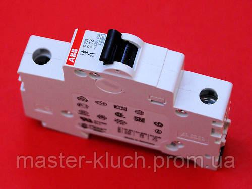 Автоматический выключатель ABB S 201 C13