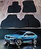 Коврики на BMW X4 F26 '14-18. Автоковрики EVA
