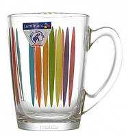 Радужная кружка для чая Luminarc New Morning Fizz 320 мл (N1221)