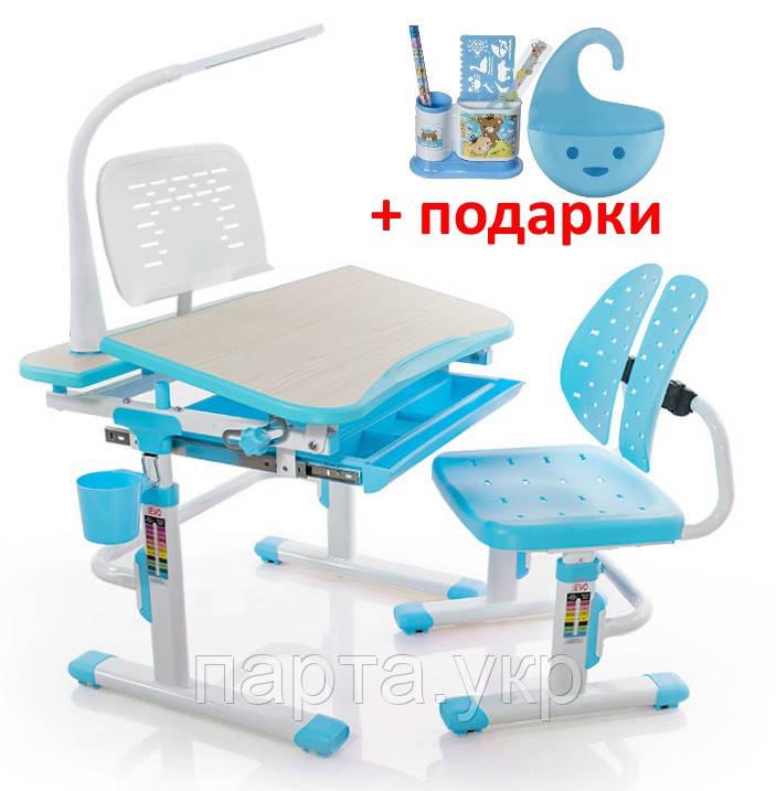 Комплект мебели (стол+стул+лампа+подставка) Evo - 05, фото 1