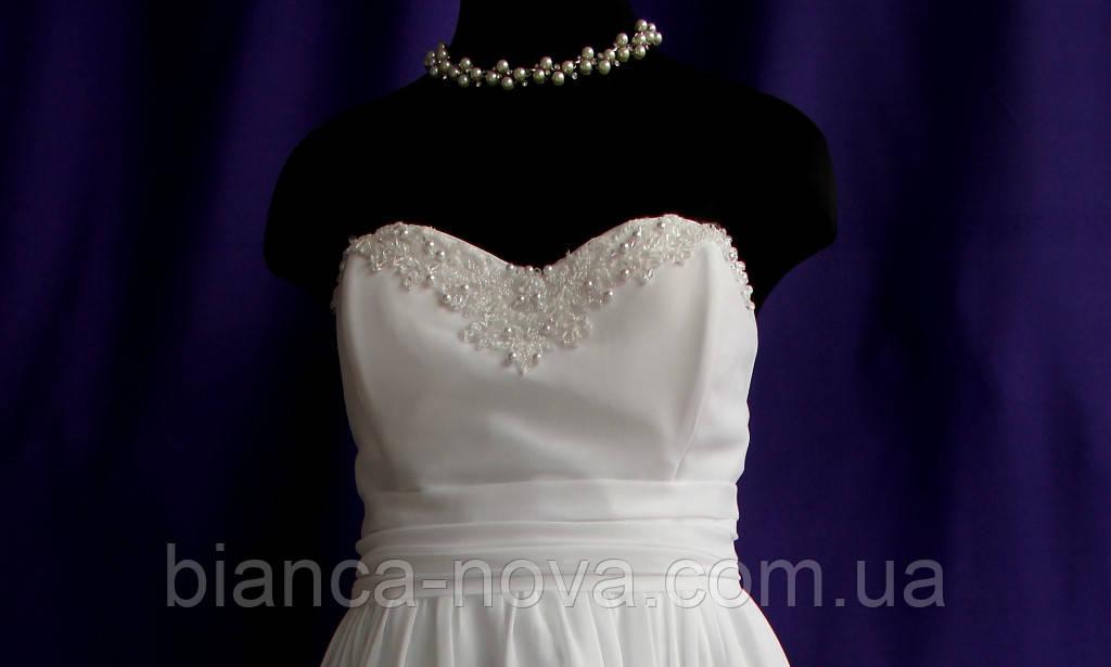 """Свадебное платье """"Лебедь"""""""