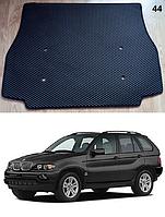 Коврик багажника BMW X5 E53 '00-07. Автоковрики EVA